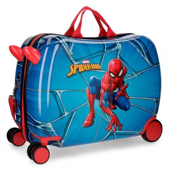acheter valise spiderman garçon rabat