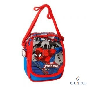 sac à bandoulière spiderman bagzland casa