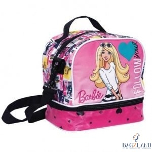 sac gouter sac déjeuner Bagzland Barbie