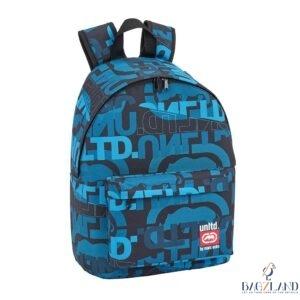 sac a dos bleu rabat