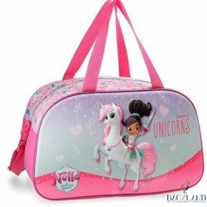 sac a main voyage fille Nella unicorne